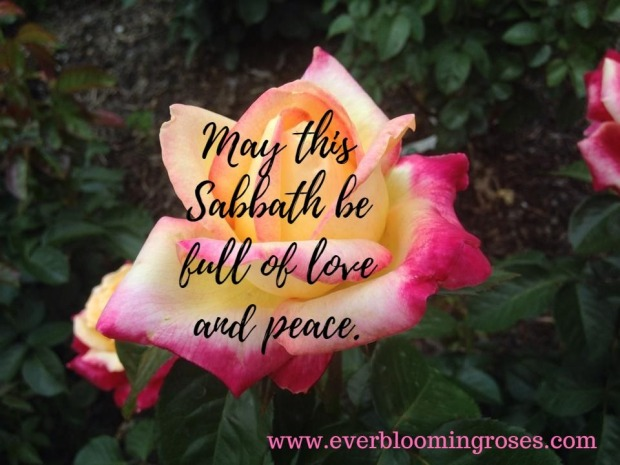 SabbathLove and Peace