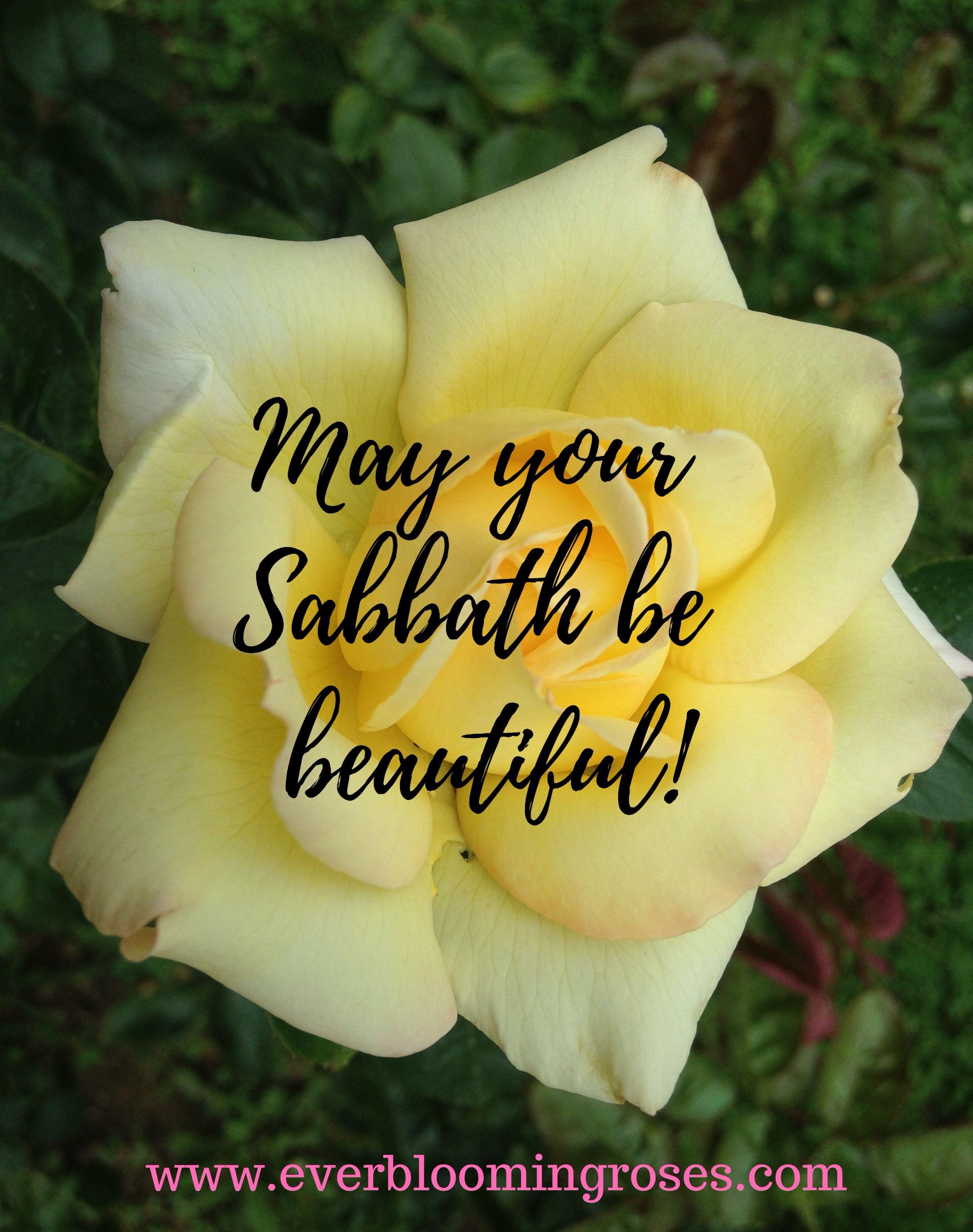 sabbathpeace